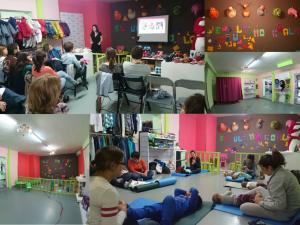 sala actividades y talleres